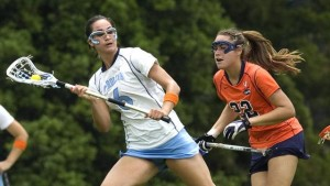Kristen Carr graduated UNC in 2010, and is now attempting to win her second women's lacrosse World Cup. (UNC Athletics)