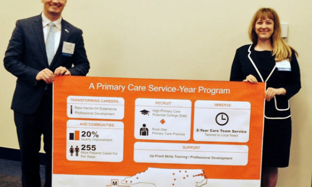 UNC and Duke Students Team Up to Fix NC Shortage of Primary Care Physicians