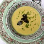 Cold Thai Curried Summer Squash Soup