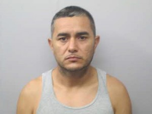 Carlos Ocegyeda-Serrano. Photo via Chatham County Sheriff's Office.