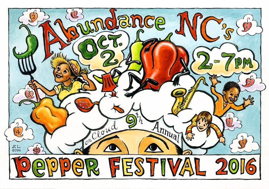 Pepper festival image