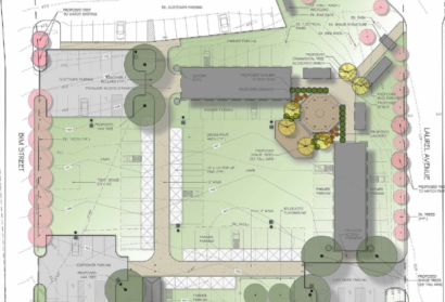 Carrboro Board Approves New Plans for Town Commons Renovations