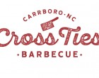 CrossTies Barbecue Logo.