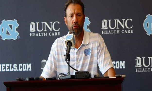 Inside Carolina: Fedora Discusses Offensive Line