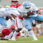 UNC and Georgia Enter Top 25 Showdown With Plenty to Prove