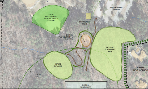 Chapel Hill Planning for Inclusive Playground