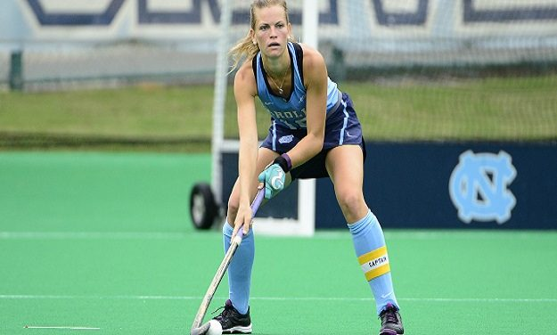UNC Field Hockey's Julia Young Named National Defensive Player of the Week