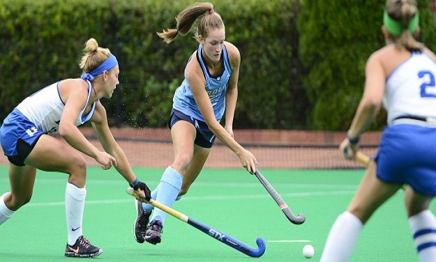 UNC Field Hockey Knocks Off Nation's Top Two Teams, Moves to No. 2 in Poll