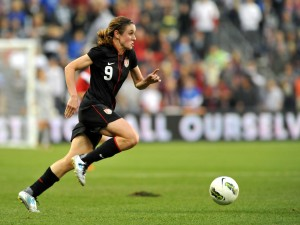 O'Reilly began her career with the U.S. National Team as a 17-year-old in 2002. She began playing at UNC the next year. (USSoccer.org)