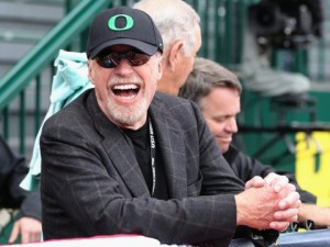 Phil Knight is celebrating his 80th birthday in a big way. (Christian Peterson/ Getty Images)