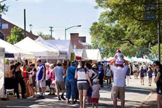 2016 Chapel Hill Festifall Attracts 15,000 Attendees