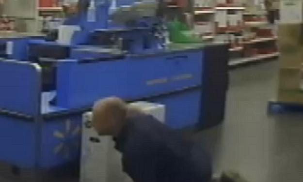Hillsborough Police Looking for Sneaky Larceny Suspect