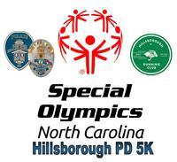 Hillsborough PD 5K to Raise Money for Special Olympics North Carolina