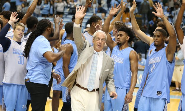 UNC Announces Time Change for Chattanooga Game