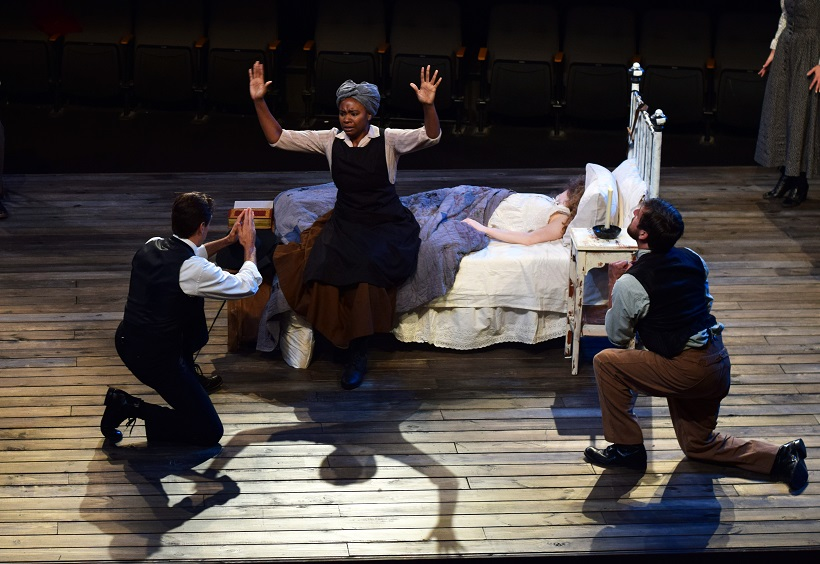 """More Relevant Than Ever: """"The Crucible"""" Opens At PlayMakers"""