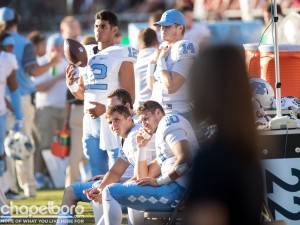After a week to reflect on the loss to Virginia Tech, UNC knows it's in a must-win situation against Miami this week. (Smith Cameron Photography)
