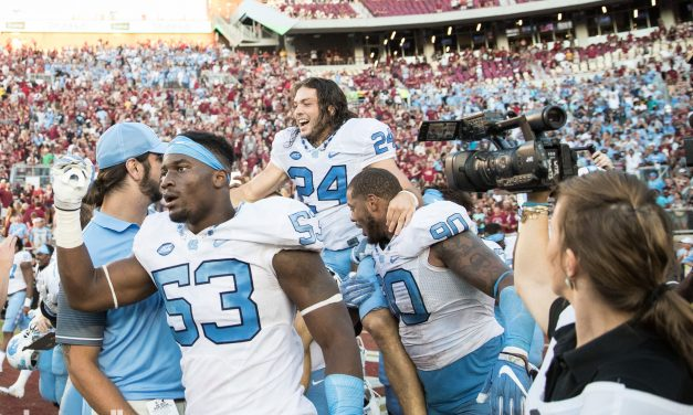 UNC vs FSU Photo Gallery