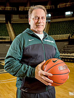 USBWA: MSU Coach Izzo Wins Dean Smith Award