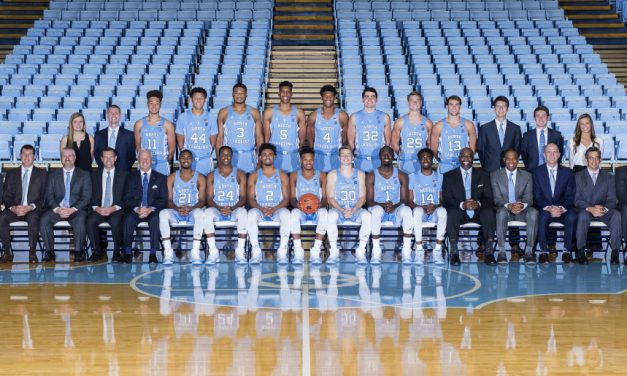 UNC Picked to Finish Second at ACC Basketball Media Day