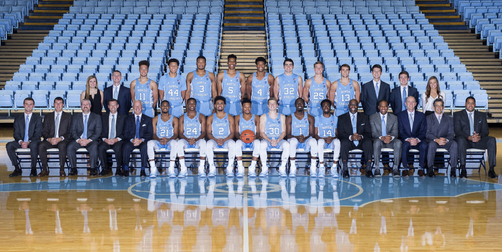 UNC Picked to Finish Second at ACC Basketball Media Day - Chapelboro ...