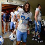"""""""The Kick"""": Weiler's 54-Yard FG Gives UNC Football Upset Win at No. 12 Florida State"""