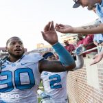 UNC Refuses to Overlook Virginia Tech in Top-25 Matchup This Weekend
