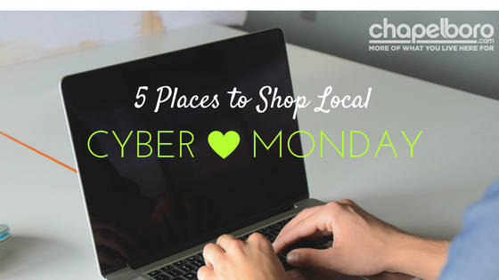 5 Places To Shop Local On Cyber Monday