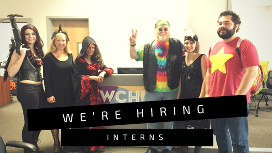 Intern With Us!