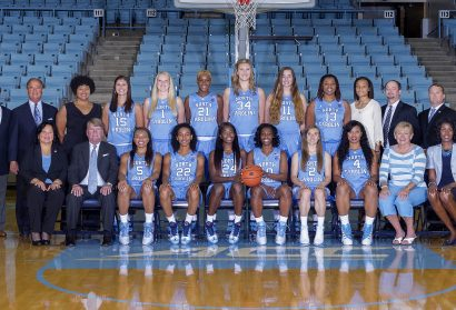 UNC Women's Basketball Wins Big Ten/ACC Challenge