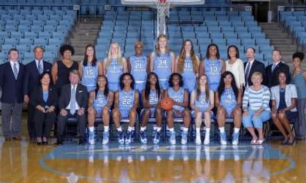 Paris Kea leads UNC to win over Elon