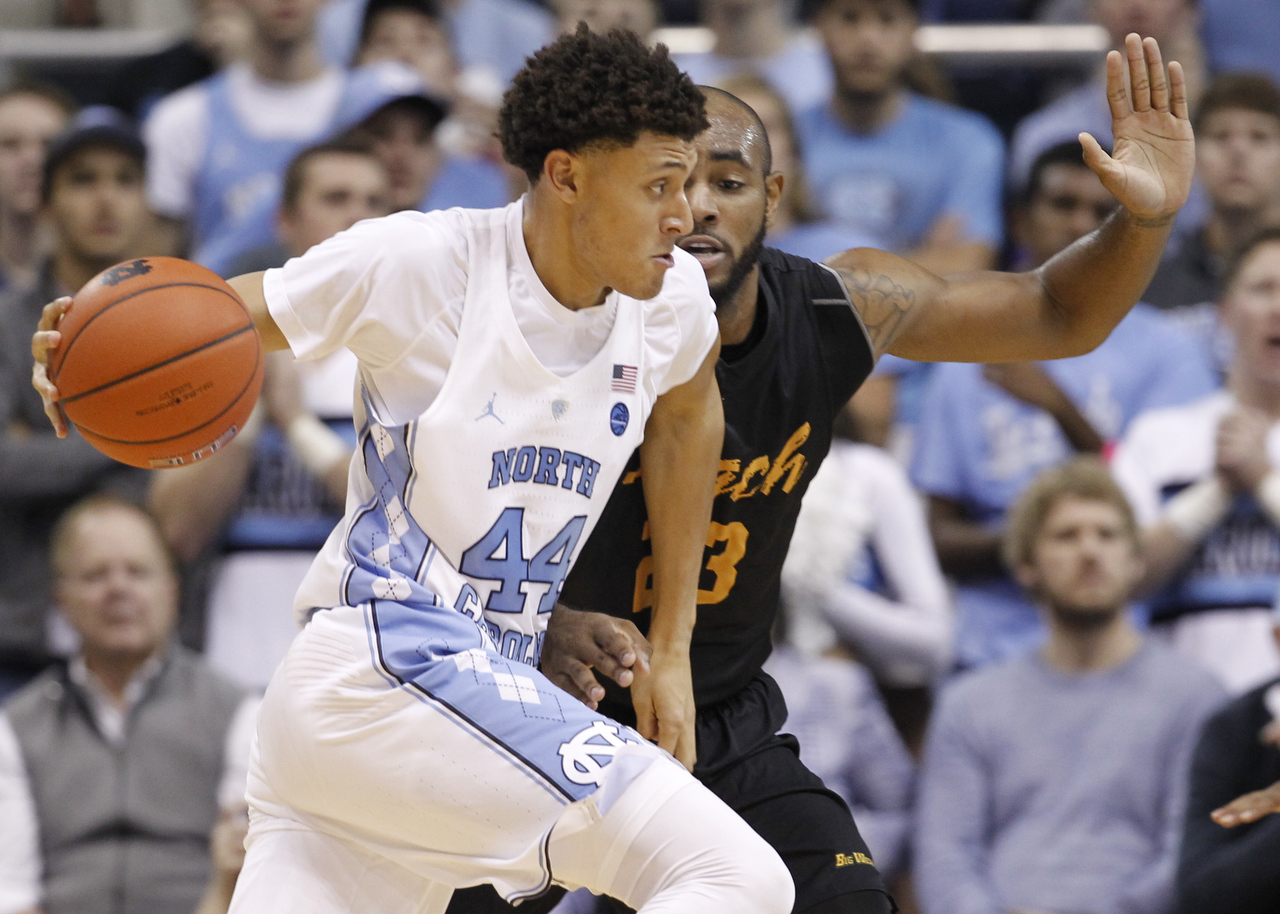 UNC Men's Basketball Looks to Get Back on Track Against Radford