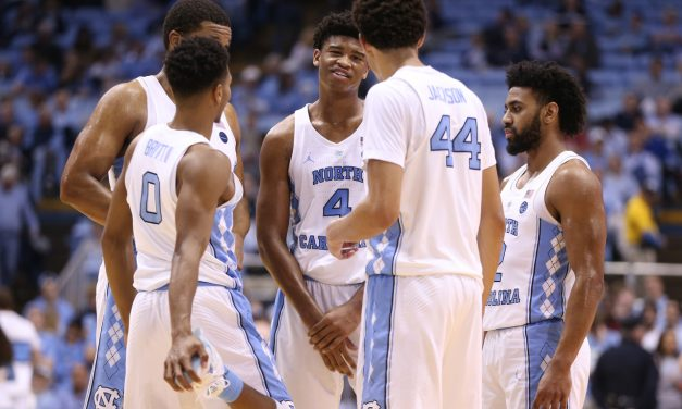 UNC Climbs to No. 3 in AP Men's Basketball Top 25