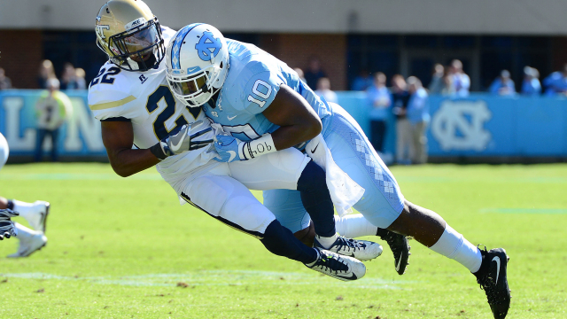 Hood Spearheads Dominant Offensive Output as No. 21 UNC ...