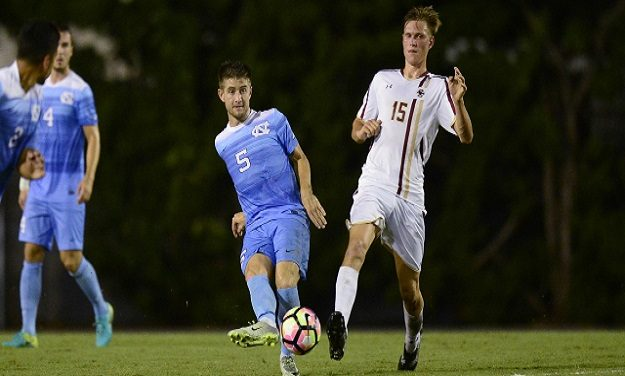 Preseason Poll Tabs UNC Men's Soccer to Win ACC Title