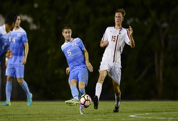 Preseason Poll Tabs UNC Men's Soccer to Win ACC Title