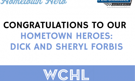 Hometown Hero: Dick and Sheryl Forbis