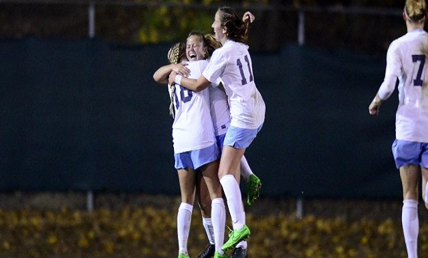UNC Shuts Out Virginia Tech to Advance to ACC Tournament Semifinals