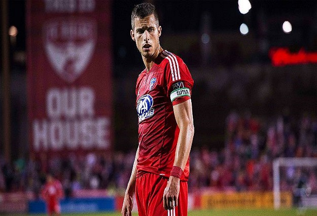 Former Tar Heel Standout Matt Hedges Wins MLS Defender of the Year