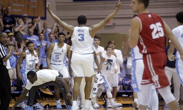 UNC Takes Home Maui Title With 71-56 Victory Over No. 16 Wisconsin