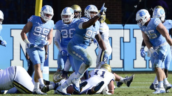 No. 15 UNC, Duke adjust to short turnaround for rivalry game