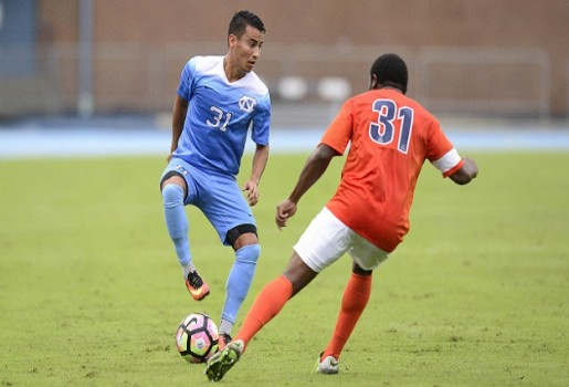 NCAA Men's Soccer Tournament: No. 9 Tar Heels Earn First Round Bye