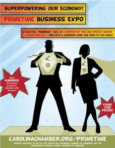 Primetime Expo 2016 – What Makes Your Business Unique!