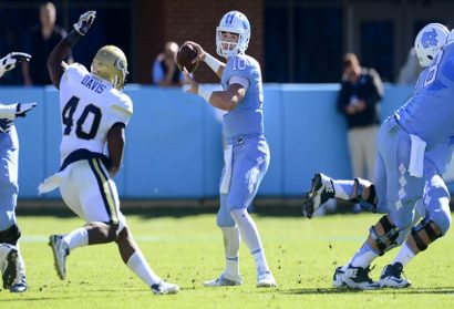 Mitch Trubisky a Semifinalist for the Davey O'Brien Award