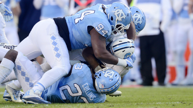 Inside Carolina: Talking UNC's Defensive Line