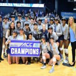 Seven UNC Volleyball Members Earn All-ACC Honors