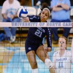 UNC Volleyball Earns No. 7 Overall Seed for NCAA Tournament