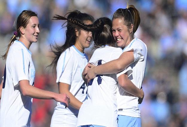 UNC Ranked No. 6 in Women's Soccer Preseason Coaches Poll