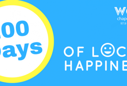 Celebrating Local Business with 100 Days of Local Happiness