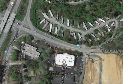 Pipe Replacement Impacting South Greensboro Street in Carrboro Until January