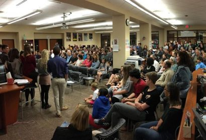 Carrboro High Students Analyze Police-Race Relations